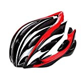 Super-Anti-pressure-ultralight-Adult-Cool-Road-Mountain-Bike-Cyclig-Helmets-blackredwhite-A
