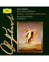 Schubert: Die schoene Muellerin · Erlkoenig · An die Musik · Heidenroeslein