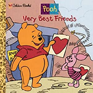 "Cover of ""Very Best Friends (Pooh)"""
