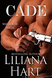 CADE: A MacKenzie Novel (Erotic Suspense)