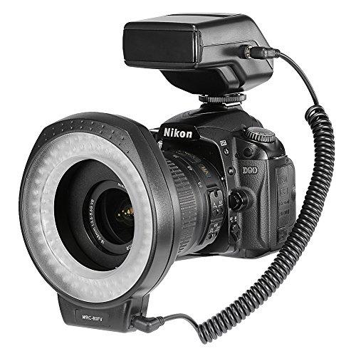 Bestlight-80PCS-Super-Bright-LED-Macro-Ring-Flash-MRC-80FV-with-6-Different-Sizes-of-Adaptor-Rings-for-Canon-Nikon-Sony-Pentax-Panasonic-Olympus-Digital-SLR-Camera-or-Camcorder