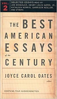 Best american essays of all time