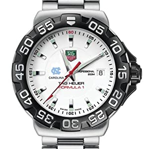 UNC TAG Heuer Watch - Mens Formula 1 Watch with Bracelet at M.LaHart by TAG Heuer