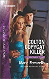img - for Colton Copycat Killer (The Coltons of Texas) book / textbook / text book