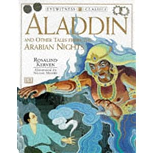 Aladdin and Other Tales from the Arabian Nights (Eyewitness Classics)