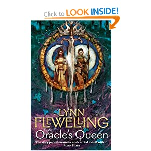 The Tamir Triad 3 - The Oracle's Queen Lynn Flewelling