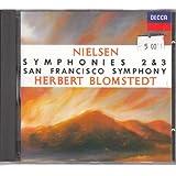 "Nielsen Carl-Symphonies N 2 ""4 Temperaments""-N 3""Sinfoniaesp Ansiva""-Blomstedt-San Francisco Orch-"