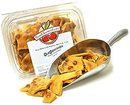 SweetGourmet Old Dominion Peanut Brittle, 16 Oz, 1lb