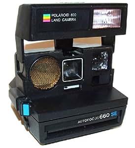 for parts polaroid autofocus 660 se 600 instant film land camera everything else. Black Bedroom Furniture Sets. Home Design Ideas