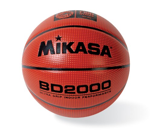 Mikasa Dimpled Basketball