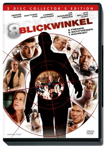 8 Blickwinkel - 2 Disc Collector's Edition (exklusiv bei Amazon.de) [2 DVDs]