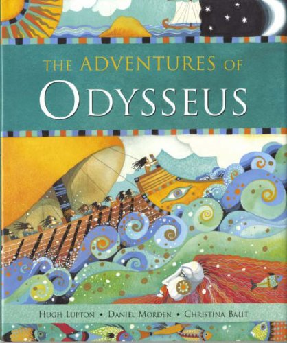 the adventures of odysseus in the story the odyssey The story of the odyssey begins in the middle we hear of his exciting adventures during his odyssey or journey who is ulysses (odysseus) in homer's odyssey.
