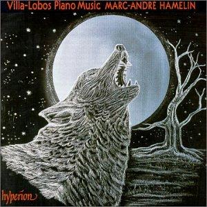 Heitor Villa-Lobos : Musique pour piano