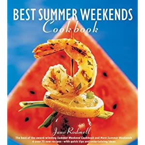 Best Summer Weekend Cookbook