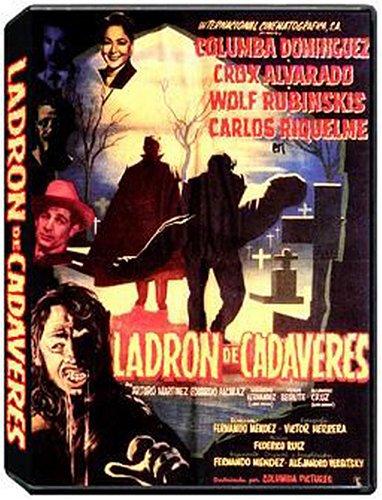 Ladron De Cadaveres [Reino Unido] [DVD]