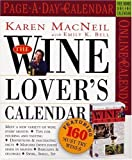 The Wine Lovers Page-A-Day Calendar 2007 (Page-A-Day Calendars)