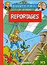 Jeannette Pointu, tome 5 : Reportages par Wasterlain