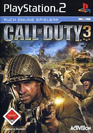 Call Of Duty 3 Playstation 3Games