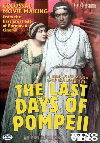 Last Days of Pompeii [DVD] [Region 1] [US Import] [NTSC] [1913] [2013]