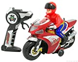 Large 1/10 Scale Radio Remote Control Motorbike SPEED RACER