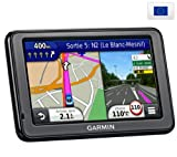 "GARMIN nüvi 2495LMT GPS for Europe + GPSP2 Hard Case - black 4.3"" screen Touch , Info Traffic TMC Premium (lifetime subscription), Bluetooth"