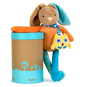 Colors - Musical Baby Doudou Rabbit