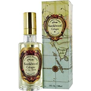 Caswell-Massey - Sandalwood Cologne Spray