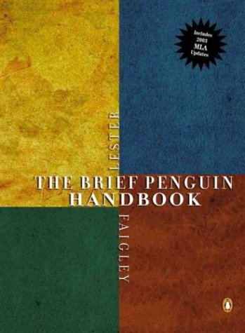 Image for The Brief Penguin Handbook (MLA Update)