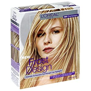 Amazon.com : L'Oreal Frost and Design Pull-Th