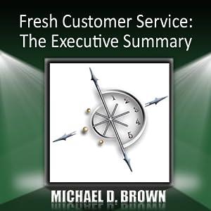 Fresh Customer Service Audiobook