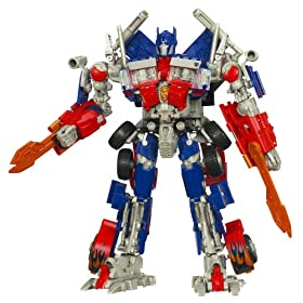 Transformers Movie 2  Leader Optimus Prime