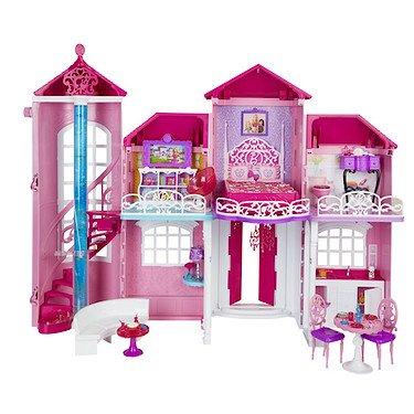 Mattel Barbie® Traumhaus BJP34