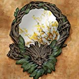 Design Toscano CL5938 Forest Spirits Greenman Wall Mirror