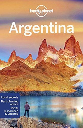 Lonely Planet Argentina (Travel Guide) [Lonely Planet - Albiston, Isabel - Clark, Gregor - Egerton, Alex - Grosberg, Michael - Kaminski, Anna - McCarthy, Carolyn - Mutic, Anja - Skolnick, Adam - Brown, Cathy] (Tapa Blanda)