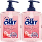Le Chat - Gel Lavant - Douceur Fruit�...