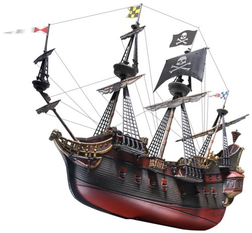 Revell 1:72 Caribbean Pirate Ship