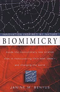 "Cover of ""Biomimicry: Innovation Inspired..."