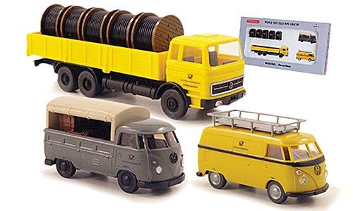 Set Wiking favorit I/10, Mercedes LP2223, , Model Car, Wiking / PMS 1:87