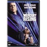 Mercury Rising ~ Bruce Willis