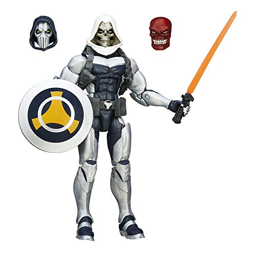 Marvel Legends: Captain America Mercenaries of Mayhem - Azione Taskmaster Figure