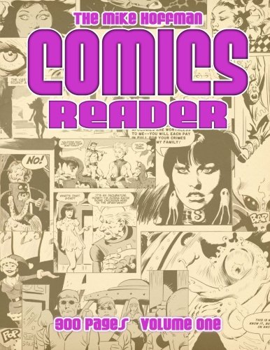 Bravo Download Free The Mike Hoffman Comics Reader 300 Pages Volume