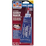 Permatex 51813 Anaerobic Gasket Maker, 50 ml Tube