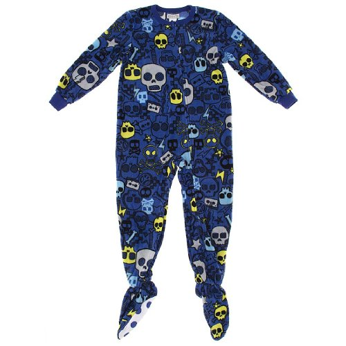 Kids Pajamas With Feet front-845086