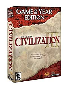 Civilization 3 Game of The Year Edition - PC