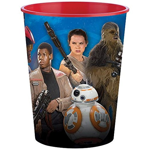 Star Wars EP Vll 16oz Favor Cup