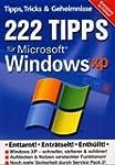 222 Tipps f�r Microsoft Windows XP