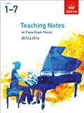 img - for Teaching Notes on Piano Exam Pieces 2013 & 2014, ABRSM Grades 1-7 book / textbook / text book