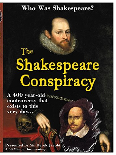 The Shakespeare Conspiracy Presented by Sir Derek Jacobi