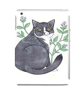 EPICCASE Chubby Cat Mobile Back Case Cover For Apple Ipad Mini (Designer Case)