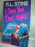 I Saw You That Night! [マスマーケット] / R. L. Stine (著); Point (刊)
